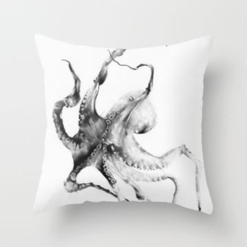 Picture of Handmade Art Pillow